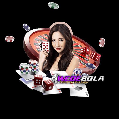 casino girl png